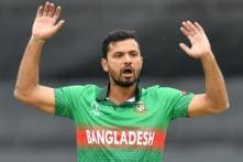 Bangladesh Captain Mortaza Takes Blame for 'Disappointing' World Cup