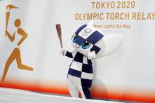 Tokyo Olympic Torch Relay to Pass Through Japan's Disaster-Hit Areas