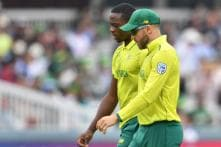 Faf du Plessis Blames IPL as South Africa Exit World Cup, Says Tried to Stop Rabada From Taking Part
