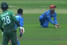 Afghanistan vs Bangladesh: 3rd Umpire Faces Ire as Fans Fume Over Liton Das, Soumya Sarkar Dismissal