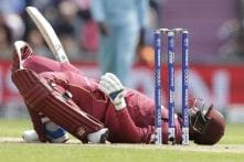 ICC World Cup 2019 | West Indies Batting Self-destructs Yet Again in Typical Fashion