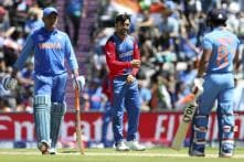 India vs Afghanistan: Sachin Tendulkar Disappointed by Dhoni-Jadhav Approach