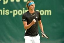 Halle Open: Alexander Zverev Advances to Round 2, Pierre-Hugues Herbert Upsets Gael Monfils