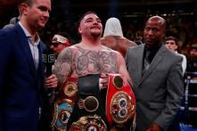 Anthony Joshua Loses Heavyweight World Title after Shock Loss to Andy Ruiz