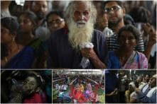 Annual Fish Prasadam in Hyderabad: Thousands Swallow Live Fish to Cure Asthma