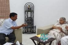 Sheila Dikshit Meets Delhi CM Arvind Kejriwal, Raises Power and Water Supply-Related Issues
