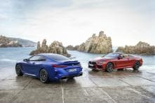 BMW M8 Arrives in Competition Coupe and Cabriolet Variants