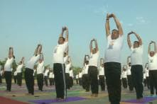 Ahead of Yoga Day, BSF Jawans Perform Asanas in Jammu and Kashmir's Kupwara