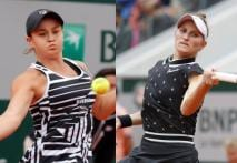 French Open Final Highlights: Ash Barty Defeats Marketa Vondrousova to Win Women's Singles Title After Thiem Beats Djokovic in Men's Semifinal