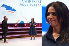 Anita Dongre Says She Always Found Inspiration in Strength of Women Around Her