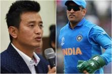 Ditch Army Insignia Gloves and Respect the Sport: Bhaichung Bhutia's Advice to MS Dhoni
