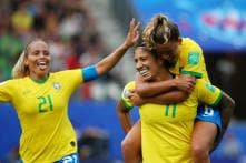 Women's World Cup: Cristiane Rozeira Hat-Trick Gives Brazil Perfect Start vs Jamaica