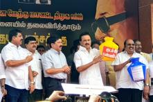 Stalin Slams AIADMK for 'Inefficient Handling' of Tamil Nadu Water Crisis, Warns of 'Jail Bharo' Protest