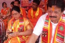 With Strong Sangh Roots, Why Inclusion of Bengal's Debashree Chaudhuri in Team Modi 2.0 is No Surprise