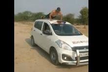 Netizens Fume Over Use of Delhi Police Car in TikTok Stunt Video