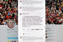 Donald Trump's Half-cocked and Loaded Tweet Draws Barrage of Reaction