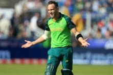 ICC World Cup 2019 | Did Ourselves Justice in All Three Departments: Du Plessis