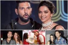 Yuvraj Singh and His Alleged Love Affairs - In Pictures