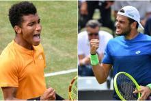 Stuttgart Open: Milos Raonic Retires as Felix Auger-Aliassime, Matteo Berrettini Enter Final