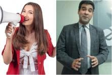 Relationship Dynamics in The Office Form an Interesting Backdrop for Humour, Say Gauahar Khan & Mukul Chadda
