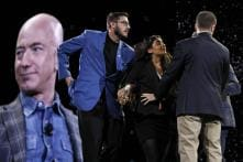 Indian-American Activist Who Yelled at Jeff Bezos on Stage About Chicken Farms Arrested