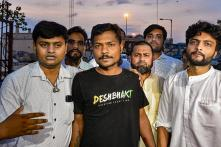 Journalist Arrested For 'Defaming' Yogi Adityanath Walks Out Of Jail