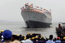 No Impact of Fire on Completion Schedule of Warship 'Visakhapatnam', Say Officials