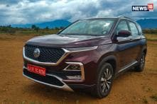 MG Hector Receives over 10,000 Bookings Ahead of Launch