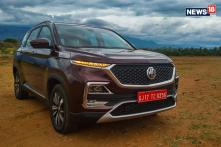 MG Hector SUV India Live Launch - As It Happened