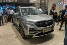 MG Hector SUV Launched in India at Rs 12.18 Lakh, Top-Spec Variant Priced at Rs 16.88 Lakh