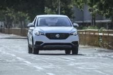 MG eZS Electric SUV Teased, To be Manufactured in India - Watch Video