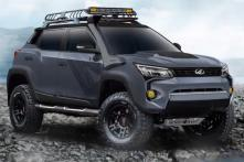 This Off-Road-Capable Mahindra XUV300 is What we all Secretly Desire - Watch Video