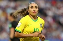 Marta Leaves Emotional Message for Brazil Teammates After Her Women's World Cup Dream Ended Again