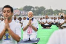 PM Modi Thanks World Leaders for Enthusiasm on Yoga Day