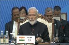 PM Modi's Day 2 at SCO Summit Has Tough Talk on Terrorism, 'HEALTH' Mantra to Nations