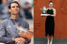 Djokovic on Top of Rankings Despite Nadal's Record Win, Barty's French Open Victory Makes Her World No.2