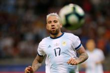 Fans Troll Otamendi After Rash Tackle Almost Costs Argentina Copa America Match vs Paraguay