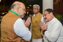 Rise and Rise of JP Nadda: Why Convent-educated RSS Man's Elevation Was Always on the Cards