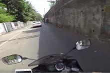 Biker Saves Three Girls from Eve-Teasing, Shows Importance of Mounted Cams in India