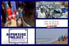 Reporters Project: Chennai's Water Crisis Cuts Across Class Auto Industry Sends SOS