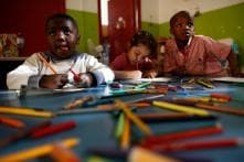 Drawing the Pain: Sketch Therapy for Central Africa's War-Torn Children