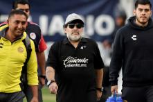 Diego Maradona to Leave Coach Role in Mexico for Health Reasons