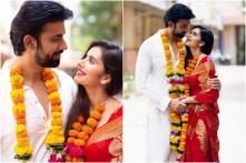 Sushmita Sen's Brother Rajeev Marries TV Actress Charu Asopa, See Pics