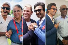 Ranveer Singh's Pics With Sachin Tendulkar, Sunil Gavaskar, Viv Richards and Shane Warne Will Make Cricket Fans Envious
