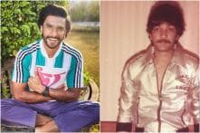 Ranveer Singh Wishes 'Papa' on Father's Day 2019 with a Throwback Picture and Millennial Hashtags