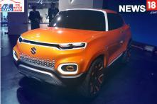 Upcoming Maruti Suzuki Small SUV Future-S to be Called S Presso - Report