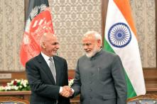 At SCO Summit, PM Modi and Ashraf Ghani Discuss India's Role in Peace Process in Afghanistan
