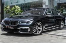 BMW 7-Series Gifted by Salman Khan to Sister Arpita up for Sale at Rs 75 Lakh