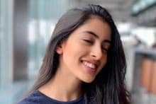 Navya Naveli Nanda Working Out on New York Sidewalk will Give You Major Fitness Goals, Watch Video