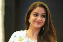 Keerthy Suresh Poses in a Bathrobe, Fans Ask Her to Gain Weight